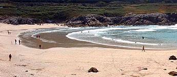 Costas construirá un espigón de protección no Perdouro e ampliará o da Marosa
