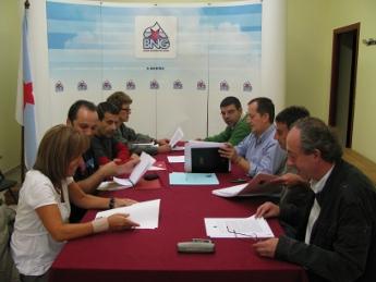 BNG e CIG denuncian a precarización das condicións laborais e esixen ao PP que afronte a crise