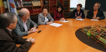 A conselleira de Sanidade comunicou á A.VV O Vencello de Burela que manterá a área sanitaria