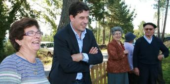 A Deputación executará obras por valor de 3,7 millóns de euros do Plan de Comunidades Veciñais de 2009