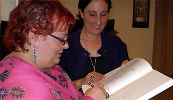 Os veciños de Burela poden plasmar a súa repulsa no libro de sinaturas contra a vilonecia de xenero