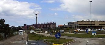 A Xunta asinará un convenio con Alcoa para que cree infraestrutura gasista e substitúa fueloil por gas