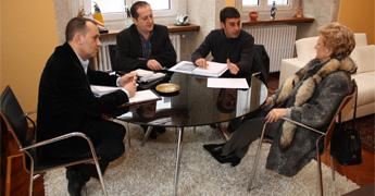 A Deputación negocia a adquisición de terreos colindantes ao Museo do Mar en San Cibrao