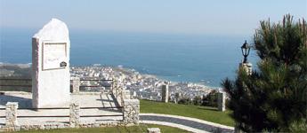 Burela estuda sinalizar os roteteiros turísticos e a posta en valor da área recreativa do Monte Castelo