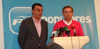 O alcalde de Ribadeo valora a obra da enseada da Vilavella e a recuperación do tren mineiro