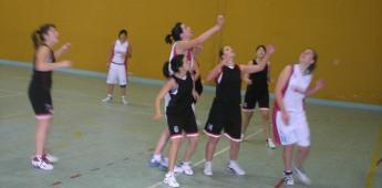 O C.B. Burela sénior feminino gaña en Castro 60-80