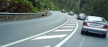 O conselleiro de Territorio e Infraestruturas confirma que o corredor da costa non estará rematado antes do 2017