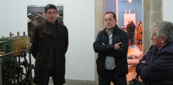 Fernando F. Páez presenta unha escolma das súas fotografías no Museo do Mar de San Cibrao, baixo o título