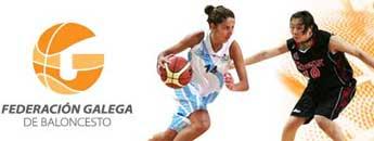 A selección galega infantil feminina de baloncesto concentrase en San Ciprián