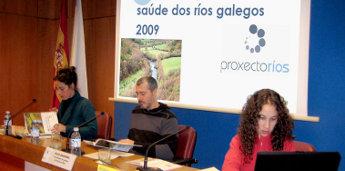 ADEGA informa que os ríos galegos empeoran no seus estado de saúde ambiental