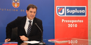 Equipamentos e dotacións sociais para os concellos centran os orzamentos da Deputación para 2010