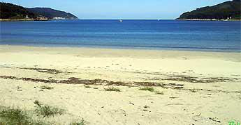 O 99,2 por cen das praias galegas son aptas para o baño segundo un informe da Dirección Xeral de Saúde Pública