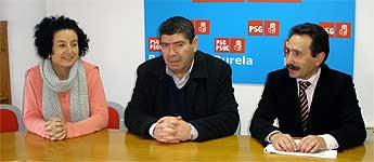Satisfacción do PP de Burela pola visita da delegada provincial da Xunta