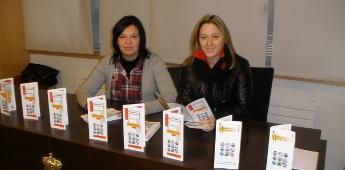 O concello de Burela edita folletos informativos sobre o traballo da delegación de emprego