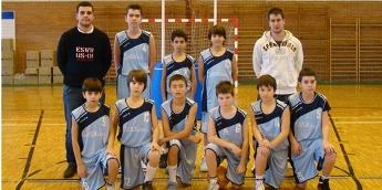 A selección galega de baloncesto convoca ao burelés Álvaro Ferreira Martín