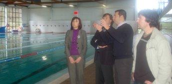 A Xunta inviste na piscina de Cervo e nunha pista de padel en Barreiros
