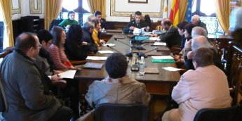 Para o alcalde de Ribadeo a reunión coa mesa de veciños foi moi produtiva