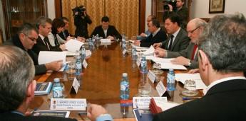 Deputación e Xunta aproban o Orzamento 2010 do Consorcio de Bombeiros con 2 millóns de euros