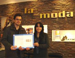 Mil euros para un día de compras en Ribadeo