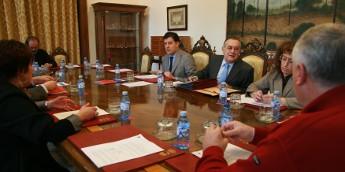 A Deputación adxudica novo material para os parques de bombeiros por valor de 1,2 millóns de euros