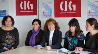 A CIG presentou unha campaña con motivo do