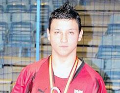Homenaxe do Concello de Xove ao xogador de fútbol sala David Rouco Pernas