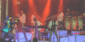 Domingo actuan en Navia as orquestra Panorama e Jerusalén no