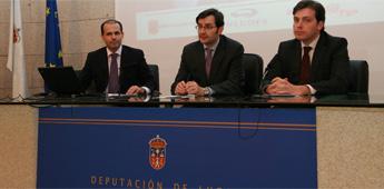 A Deputación convoca un concurso para dotar de banda ancha 66 concellos e telecentros da provincia