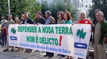 Imputado o cargo da Xunta, actual presidente de Portos de Galiza, que autorizou a piscifactoría de Rinlo en Rede Natura