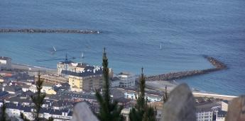 O concelleiro de turismo asegura que Burela avanza significativamente como destino turístico da Mariña