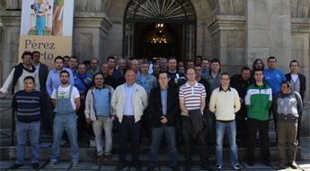 Máis de 60 clubs da provincia de Lugo asistiron á presentación da XXVII Copa Deputación de Fútbol