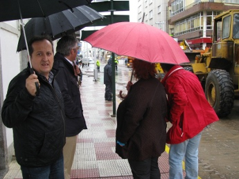 O BNG solicita que se habiliten liñas de axuda para facer fronte aos danos do temporal