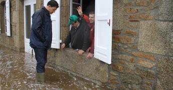 A Deputación despregou un dispositivo para atender as incidencias do temporal na Mariña