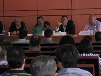 O alcalde de Barreiros di que o Estado desenténdese dos concellos da Mariña