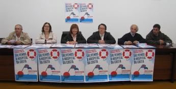A Plataforma Sanitaria da Mariña chama a unha manifestación masiva o 26 de Xuño en Burela