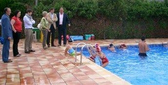 A Xunta destina 55 mil euros para mellorar a piscina municipal de Lourenzá