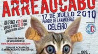 O colectivo Chilindrín de Celeiro trae grupos galegos e vascos ao festival de rock Arreaocabo