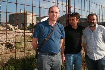 O BNG instará a Costas a completar a escavación do castro da Atalaia de San Cibrao