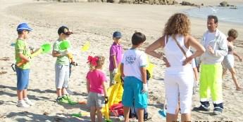 Ribadeo promove cursos sobre medio ambiente para os máis novos