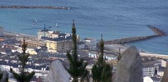 O edil de Turismo de Burela destaca a potencialidade do concello como destino turístico