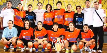 O Burela FS xoga o partido de presentación no Vista Alegre o sábado  14 de agosto fronte ao Mera FS
