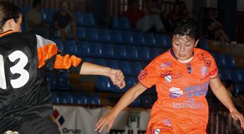 O Burela FSF Pescados Rubén superou por 4-2 ao Valdetires Ferrol no primeiro obstáculo da XX Copa Galicia