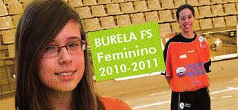 O C.D. Burela FS valorará crear categorías na escola de futbol feminino
