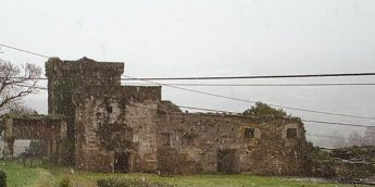 Cultura rehabilitará o Pazo de Tovar e o seu contorno no concello de Lourenzá