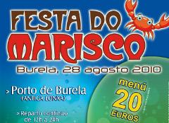 Festa do marisco en Burela