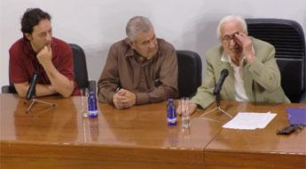 Neira Vilas participou nos actos de Homenaxe a Sociedad Valle de Oro