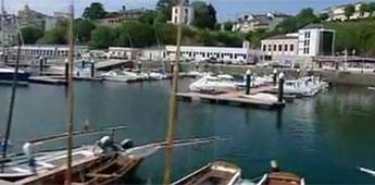 Portos de Galicia anuncia o remate das obras de acondicionamento do borde portuario de Ribadeo