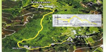 A Deputación invistirá 130 mil euros na recuperación de 12 rutas de sendeirismo na provincia