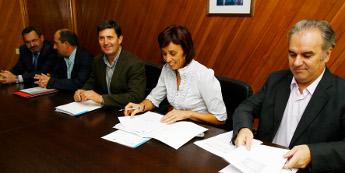 O alcalde de Ribadeo agarda que a Xunta teña en conta as alegacións presentadas ao POL