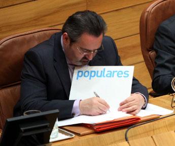O PP propón no Parlamento que se analicen os informes urbanísticos de Barreiros
